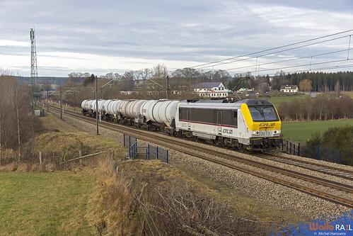 3013 . CFL Cargo . E 45737 . Bovigny . 29.12.19.