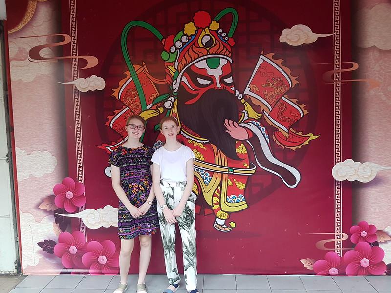 Kuching day 2 Sunday