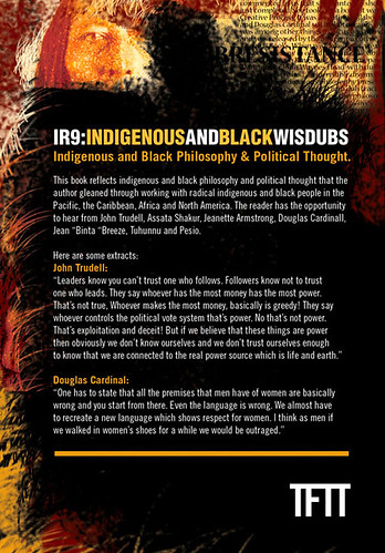 IR9: Indigenous And Black Wisdubs | by Dubdem • Música • Design • Sound System