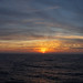 Sunset over the Strait of Gibraltar #2