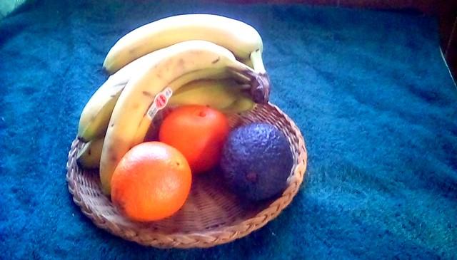 Fruit basket! Menominee Michigan