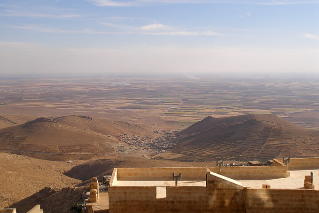 View from Mardin - Turkey