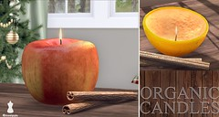 Mannequin - Organic Candles