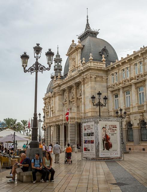 Palacio Consistorial de Cartagena
