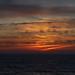 Sunset over the Strait of Gibraltar #3