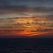 Sunset over the Strait of Gibraltar #4