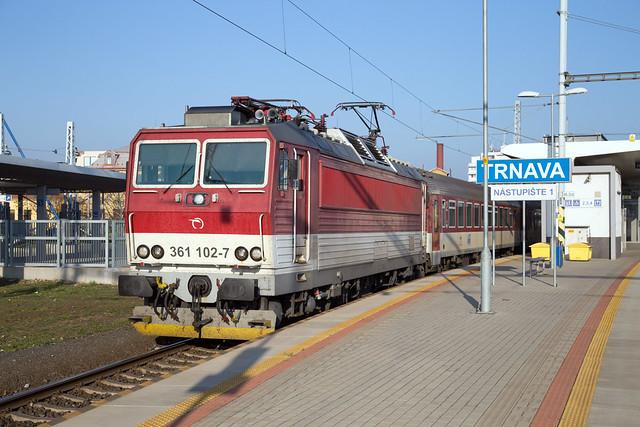 ŽSSK 361 102 Trnava