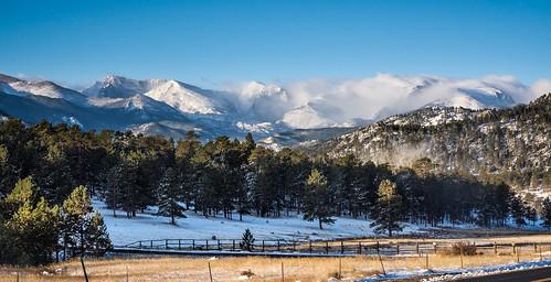 colorado nationalparks rockymountainnationalpark unitedstates mountain snow