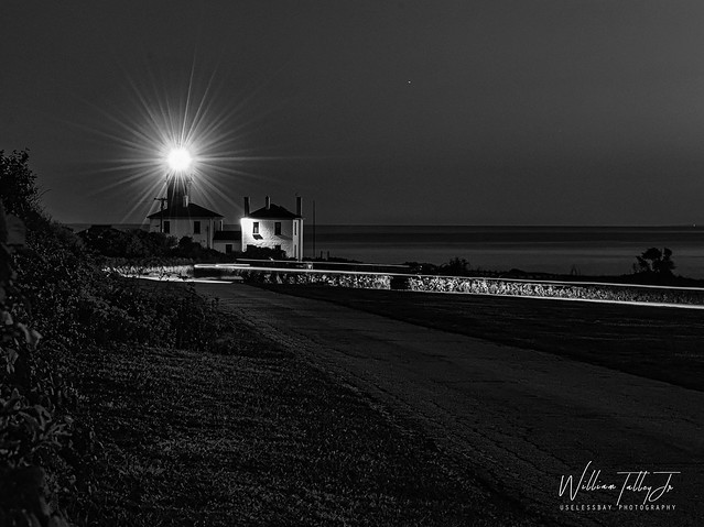 Beavertail Tail Lights (BW)