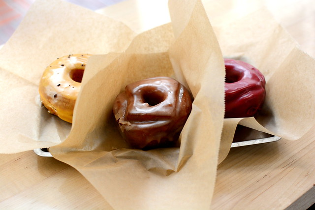 Blue Star Doughnuts - Portland