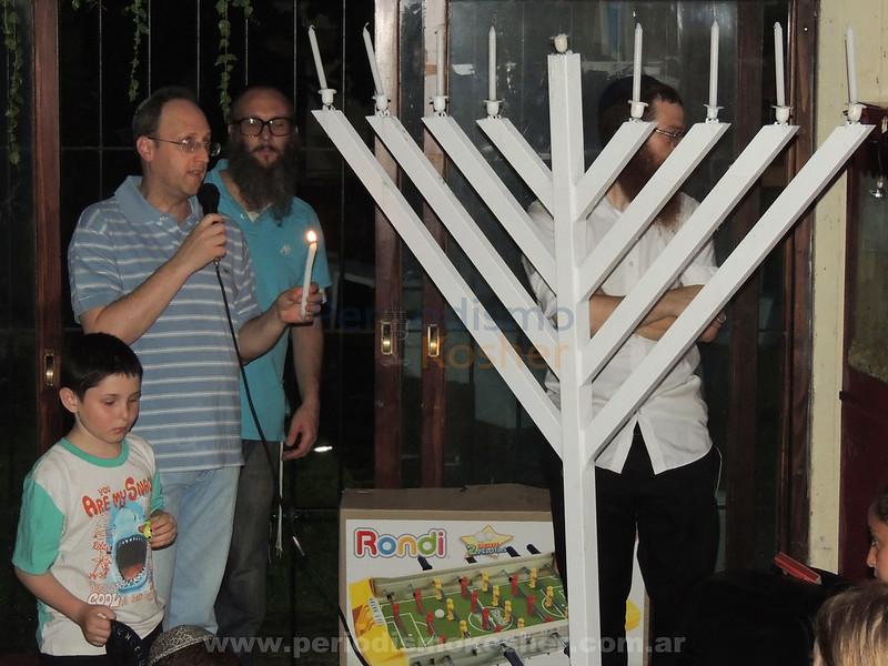 Januca 5780 en Beit Jabad Lamas