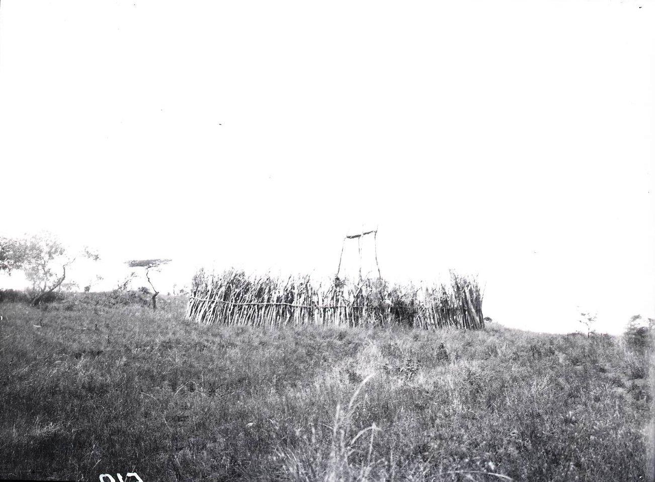 512. Сторожка на границе провинции Уоламо. Омето