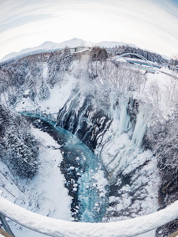 白鬚瀑布|らひげの滝