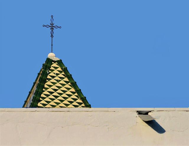 la cruz, Sitges, Barcelona