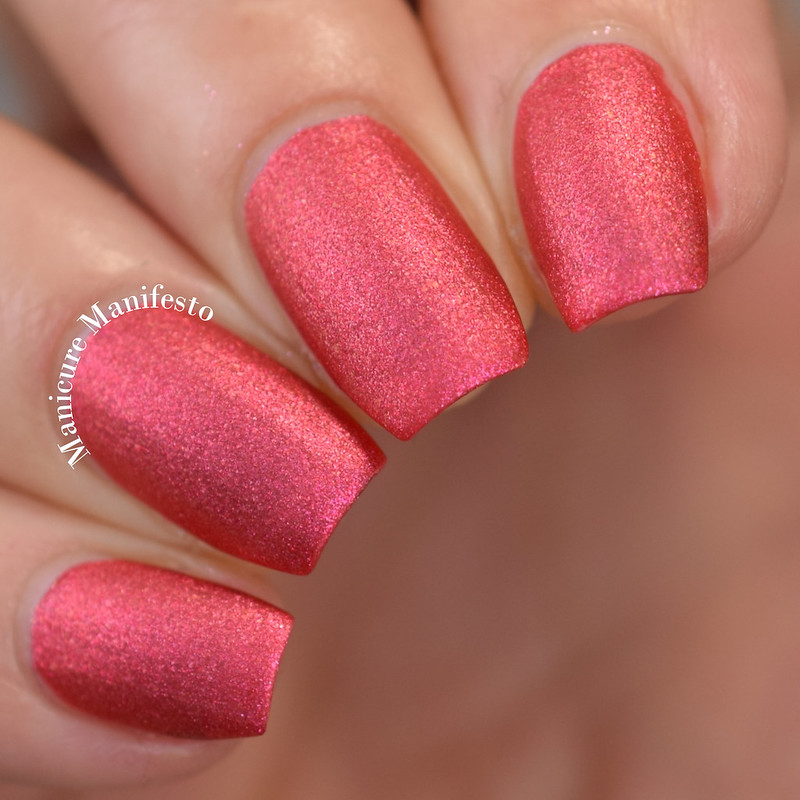 Girly Bits Left Them On Red review