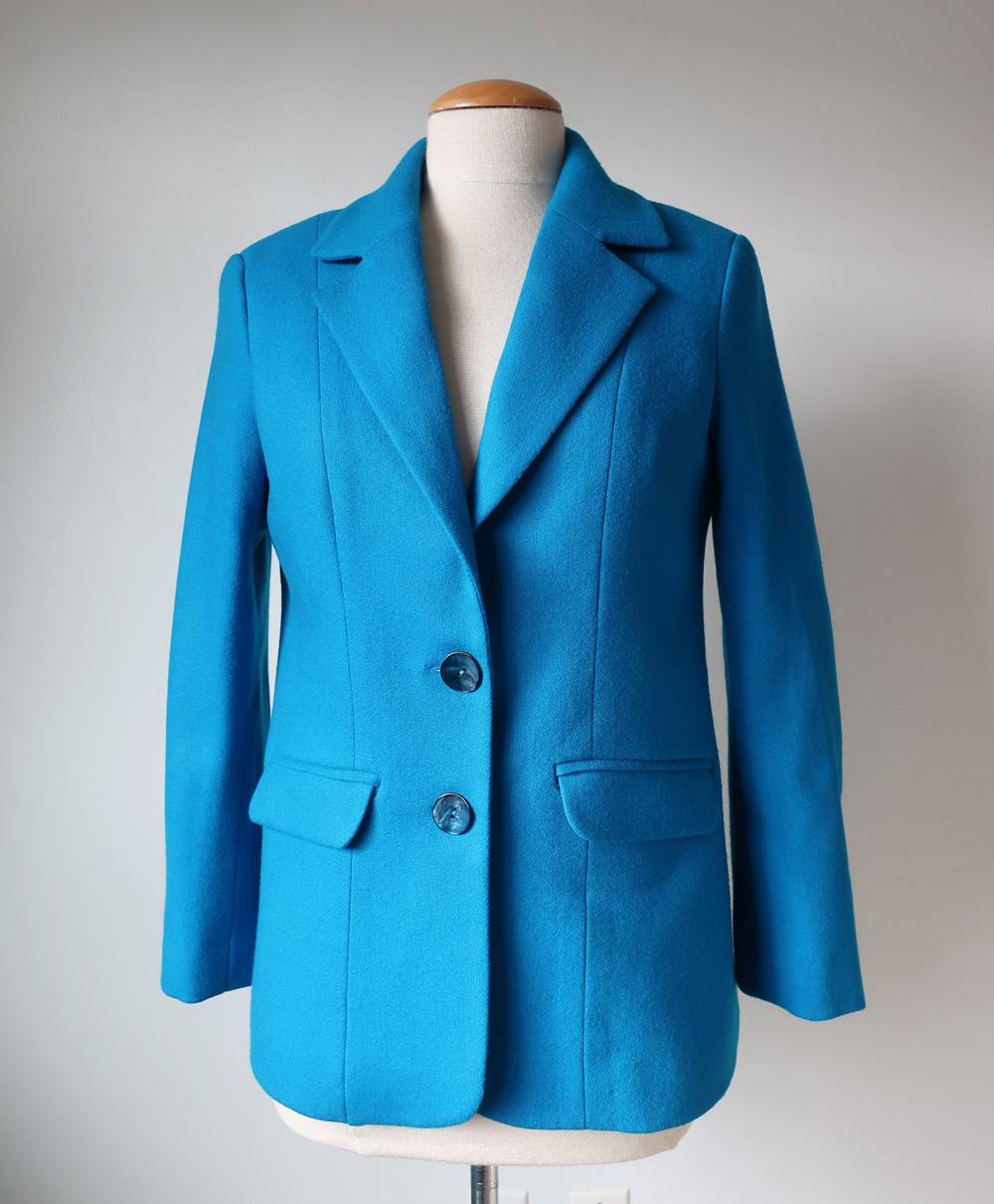 Blue jacket 3