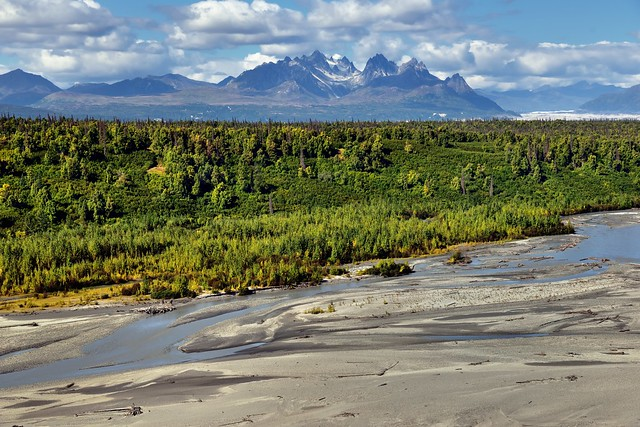 If Memories Are a Precious Cargo, I'm Heading out to Experience More Outside...With My Camera :-)  (Denali State & National Parks)