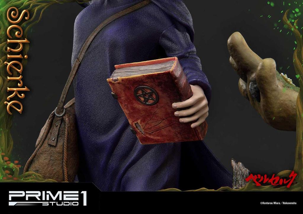 嬌小的魔女登場! Prime 1 Studio《烙印勇士》西凱爾 シールケ UPMBR-09 1/4 比例全身雕像 Bonus 版本