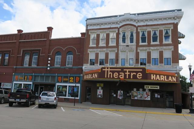 Harlan Theatre, Harlan, IA