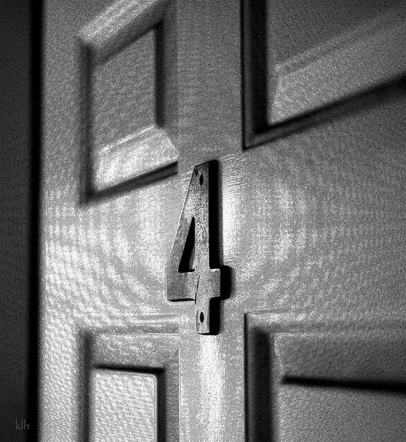 4 On the Door