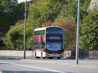 East Yorkshire 'Route 66' 797 - BX14 SYT
