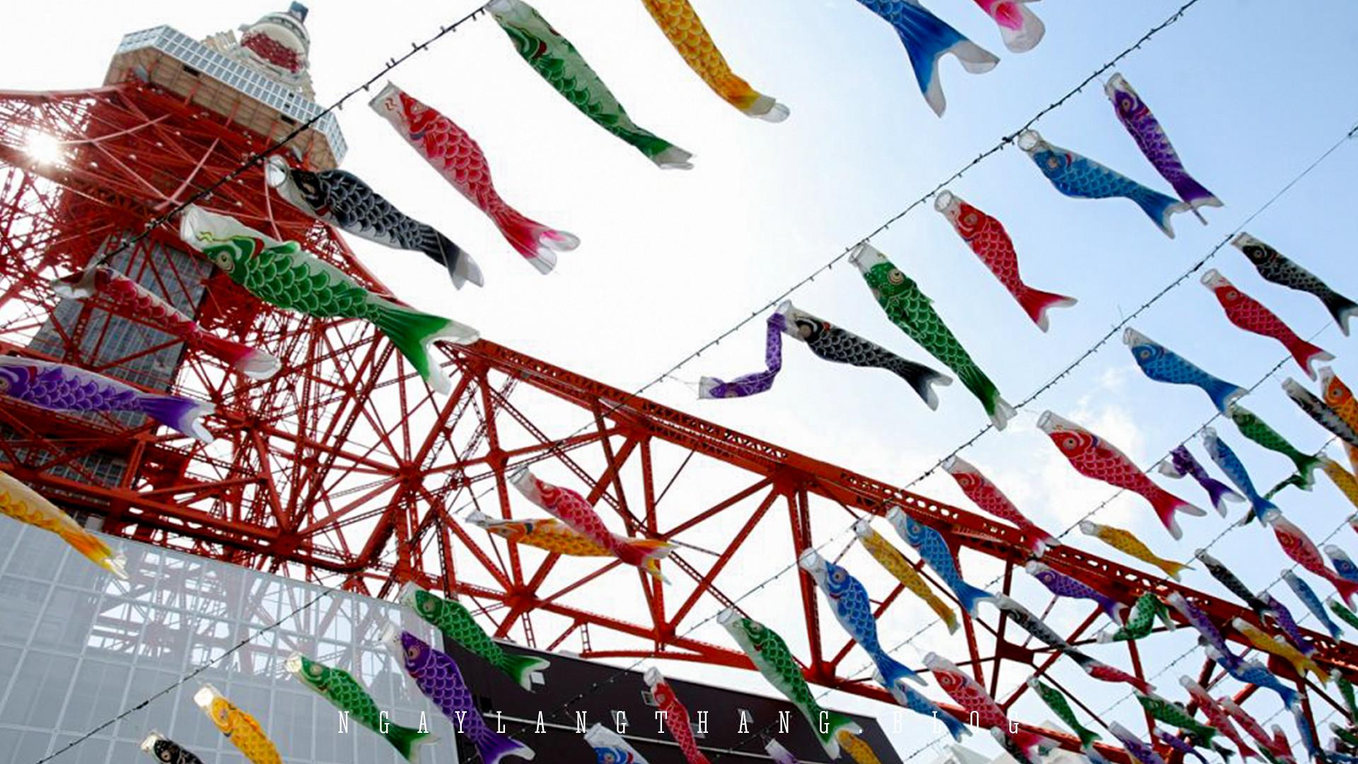 6 sự kiện, lễ hội lớn nhất Nhật Bản - tuan le vang
