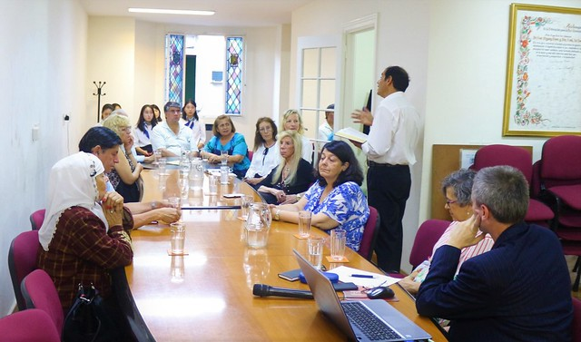 Argentina-2019-11-13-Argentina's Ambassadors for Peace Share Testimonies at Monthly Meeting