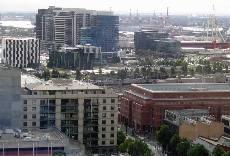 Melbourne Docklands (December 2009)