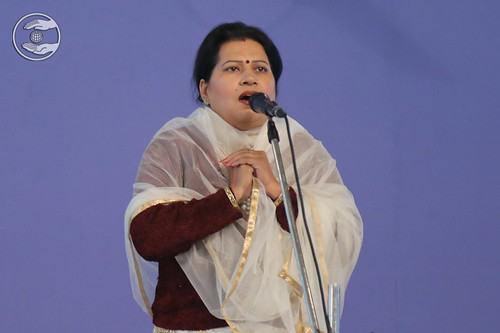 Devotional song by Anju Arora Ji from Paschim Vihar