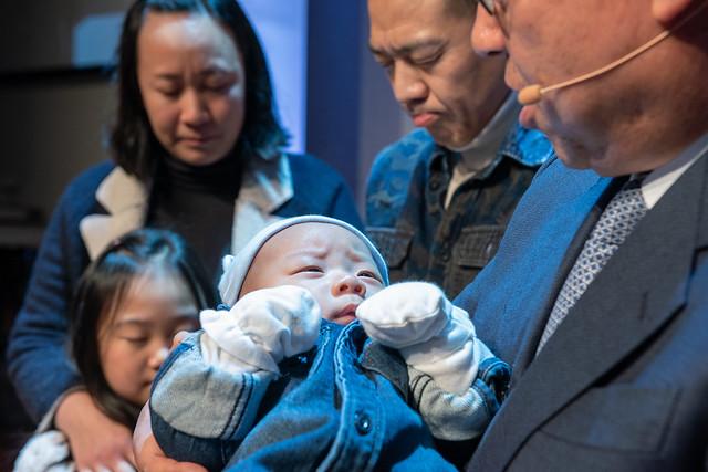 유아축복 (12/29 주일 2부예배)