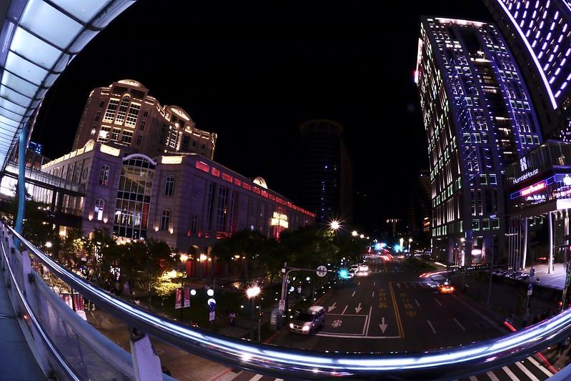 台北信義商圈