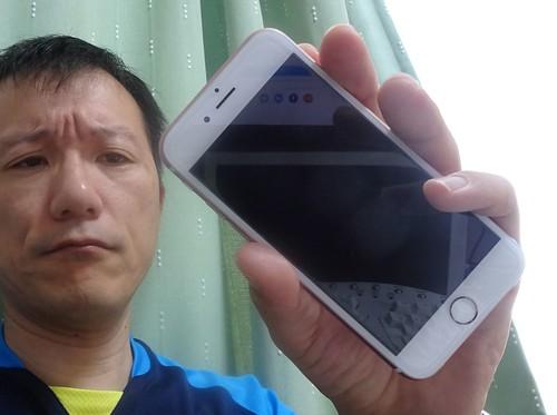 アップルiPhone6s電源入らない