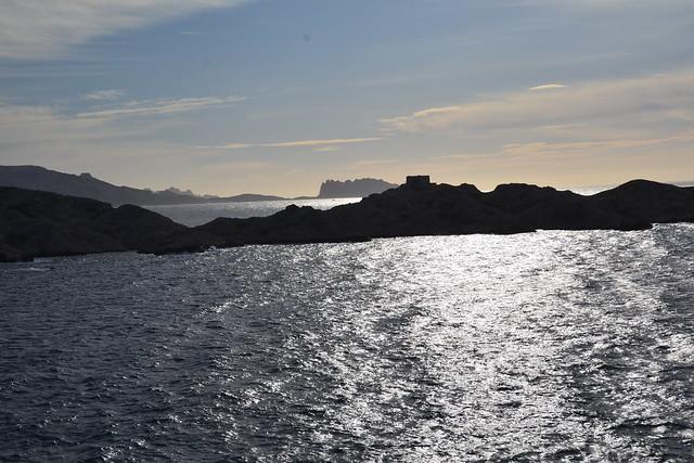 Frioul Islands, Marseille