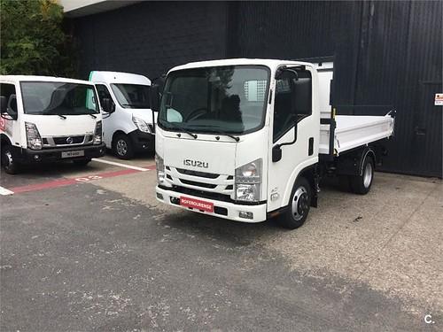 camió Isuzu 3500 quilos