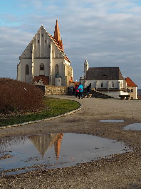 Zrcadlení Sv. Mikuláše