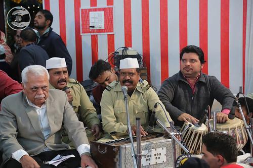 Devotional song by devotee