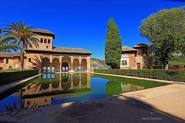Jardins de l'Alhambra .