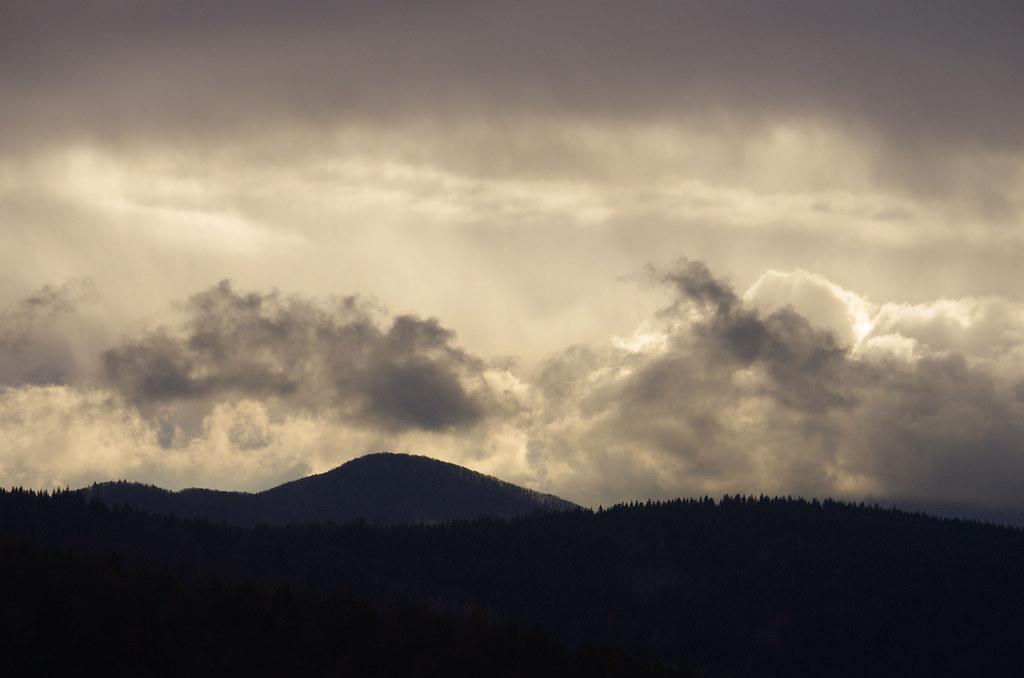 Chmury nad Grodziskiem