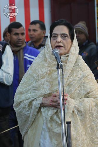 Speech by Kiran Kapur Ji, Bareilly, UP