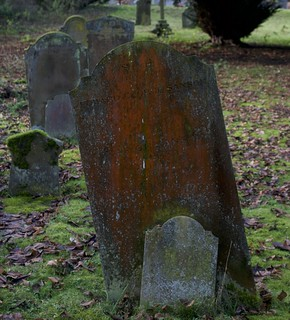 Grave of Edward and Marion Sansom