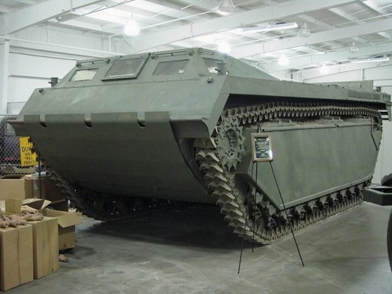 USMC LVT-3 1