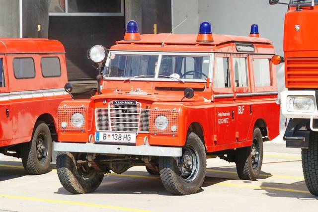 Land-Rover Feuerwehr Gschnitz 15.9.2019 2515