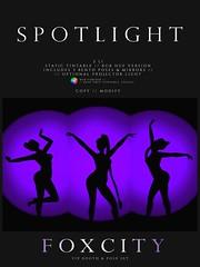 FOXCITY. VIP Photo Booth - Spotlight