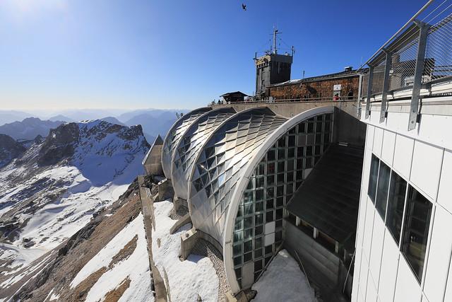 Germany / Bavaria - Zugspitze
