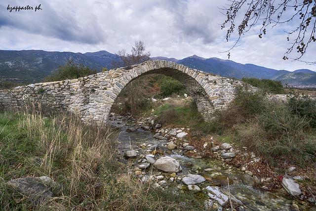 Mahmuta bridge