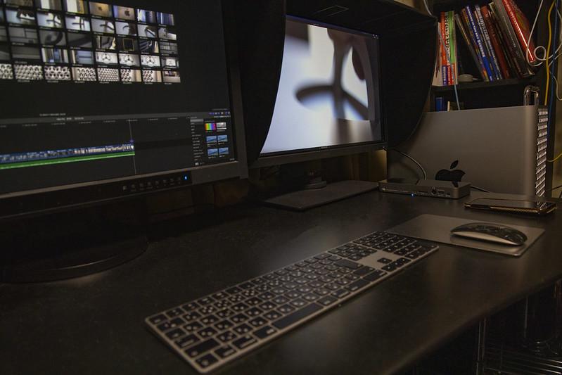 Mac Pro 2019 起動動画