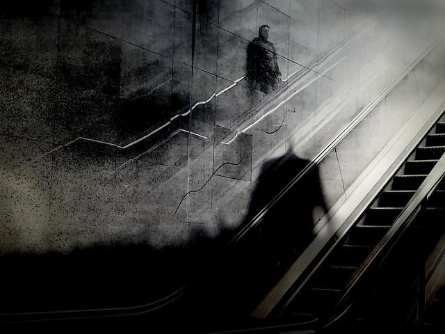 Escalera a ninguna parte -Stairway to Nowhere (1 )