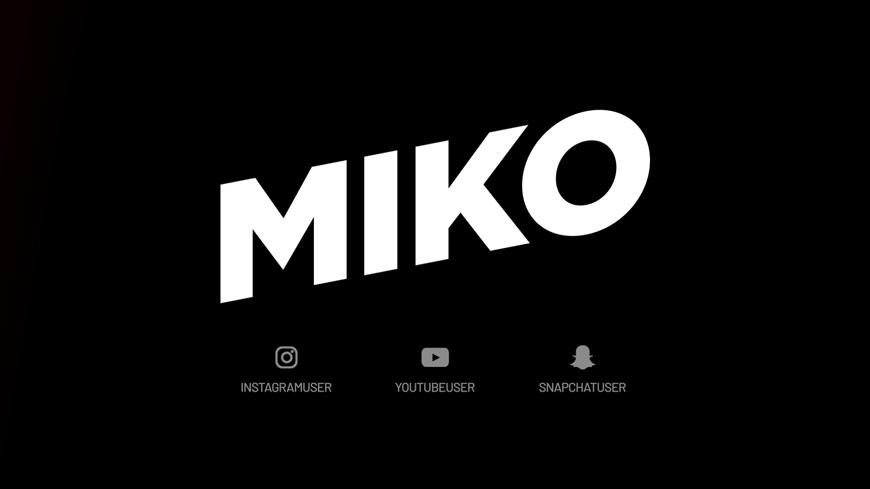 Mosaic Photo Wall Vlog Logo Reveal - 11