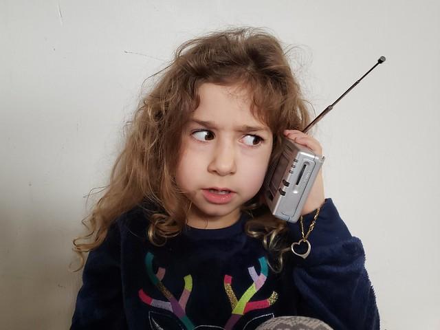 364/365 Radio? What's a Radio Grandma?