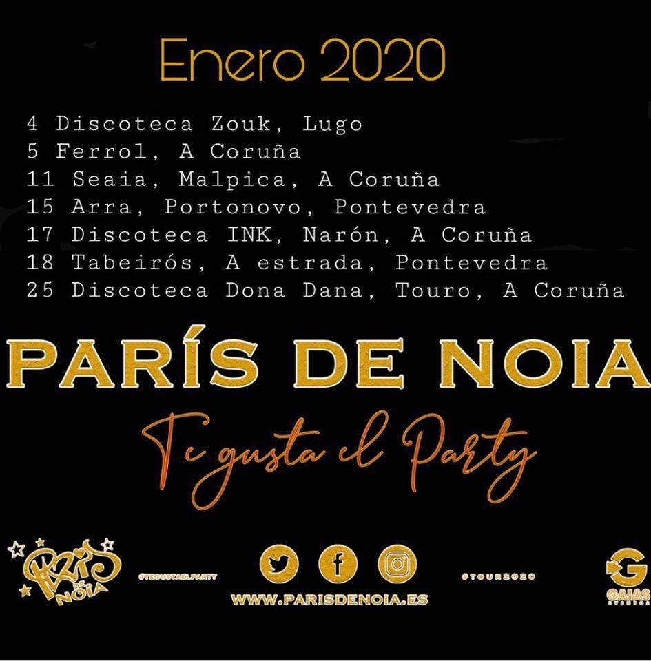 FECHAS_PARIS_DE_NOIA_ENERO_2020